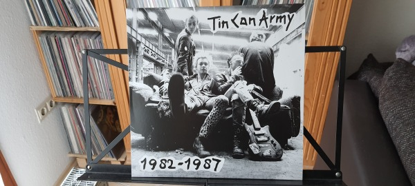 Tin Can Army - 1982 - 87 LP 1
