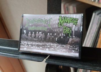 Disillusioned Motherfuckers / Manege Frei - Split MC 16
