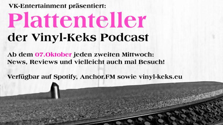 Plattenteller - ein Podcast wird geboren 1