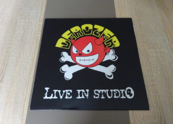 Derozer - Live in Studio Vinyl-LP 13