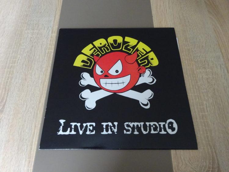 Derozer - Live in Studio Vinyl-LP 1