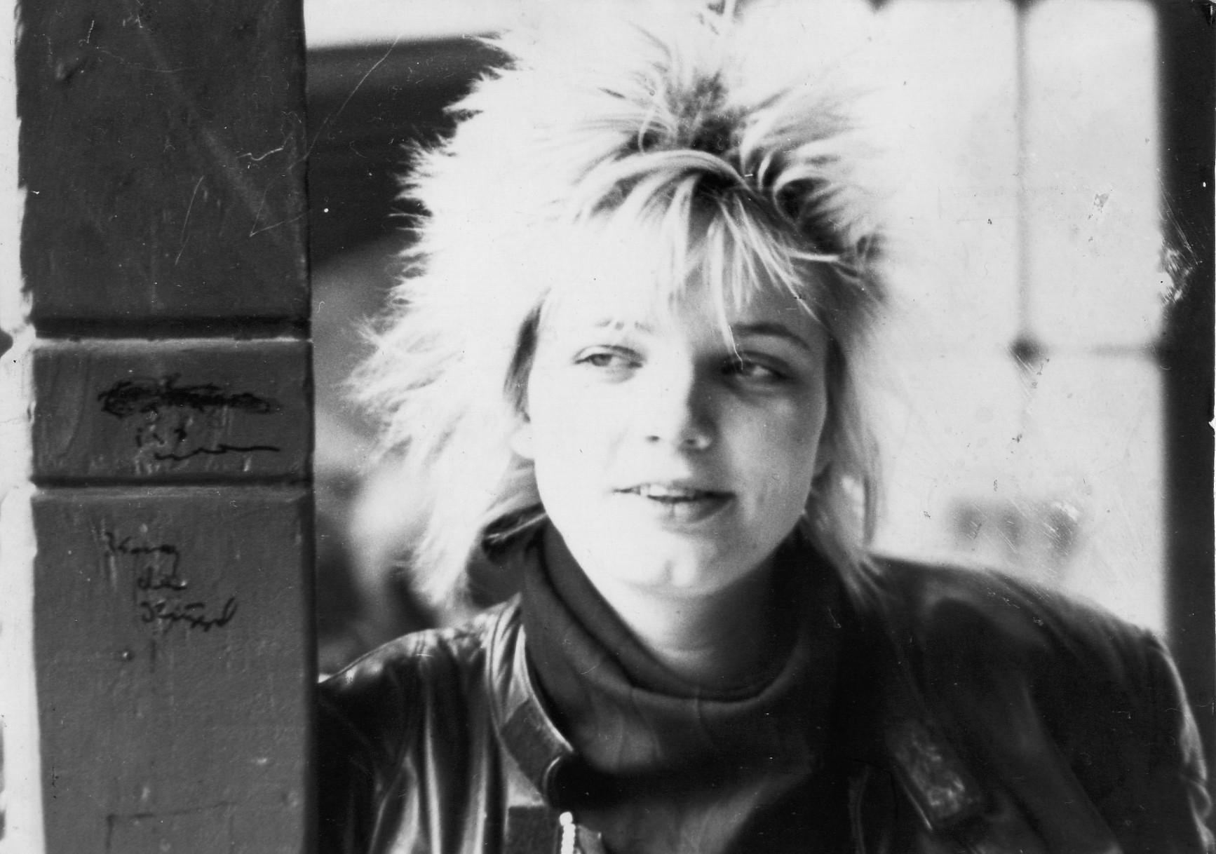 Frauen im Musikbusiness - Punk-Autorin Ute Wieners 1