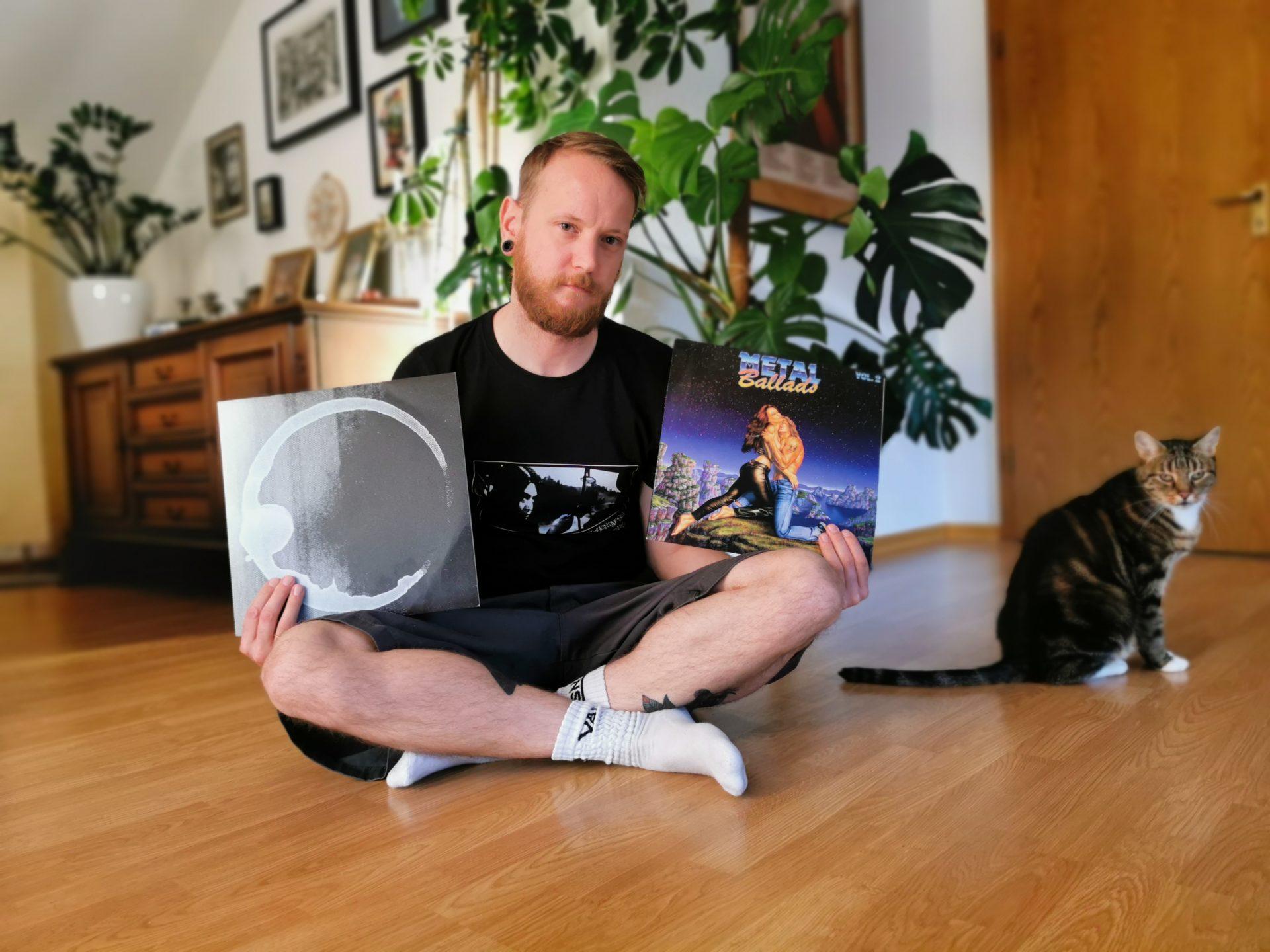 Vinylsünde - mit Patrick von Schädelbruch Records 2