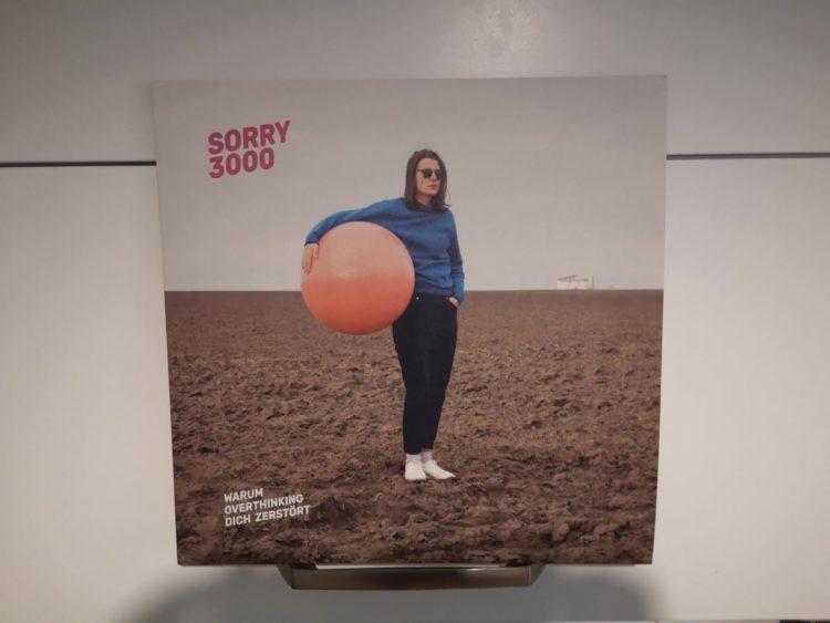 Sorry3000 - Warum Overthinking dich zerstört Vinyl LP 1