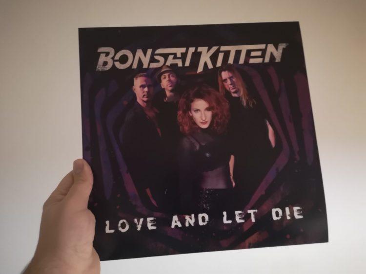 Bonsai Kitten- Love and let die Vinyl LP 1