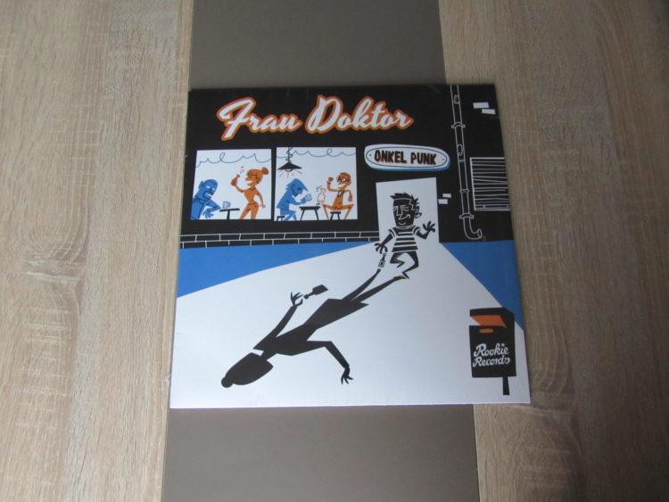 Frau Doktor - Onkel Punk col. Vinyl-LP 1