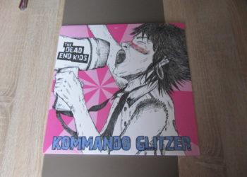 The Dead End Kids - Kommando Glitzer col. Vinyl-LP 4