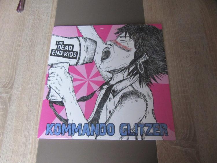The Dead End Kids - Kommando Glitzer col. Vinyl-LP 1