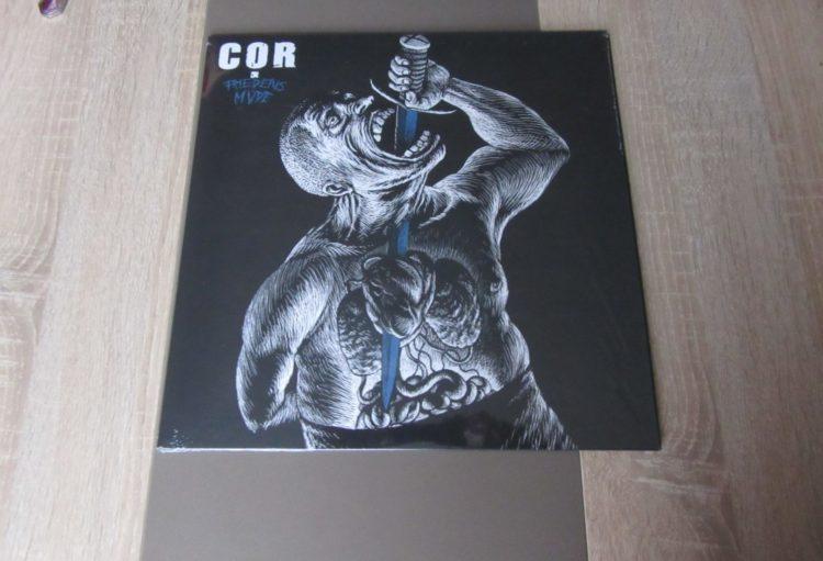 Cor - Friedensmüde Vinyl-LP 1