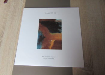 Oakhands - The Shadow of your Guard Receding col. Vinyl-LP 3