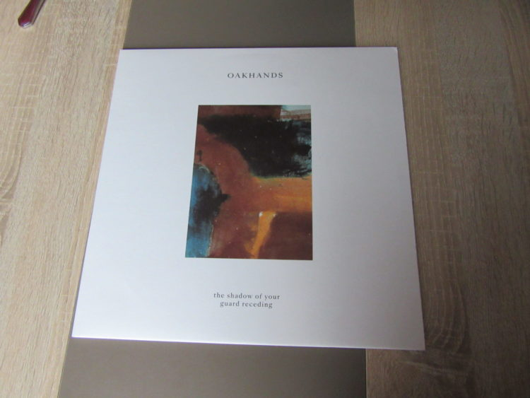 Oakhands - The Shadow of your Guard Receding col. Vinyl-LP 1