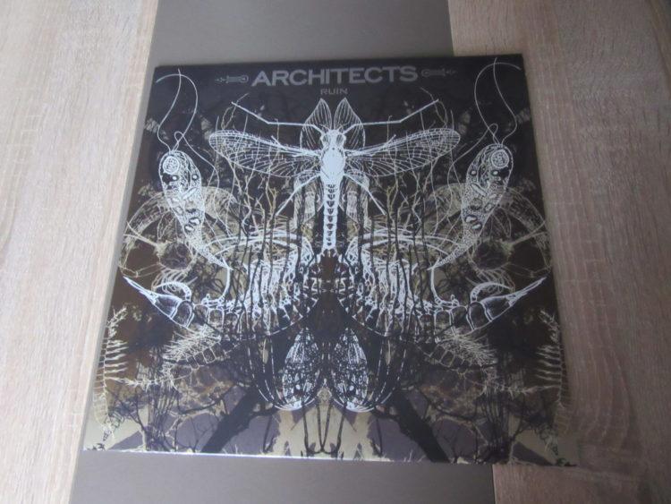 Architects - Ruin col. Vinyl-LP 1
