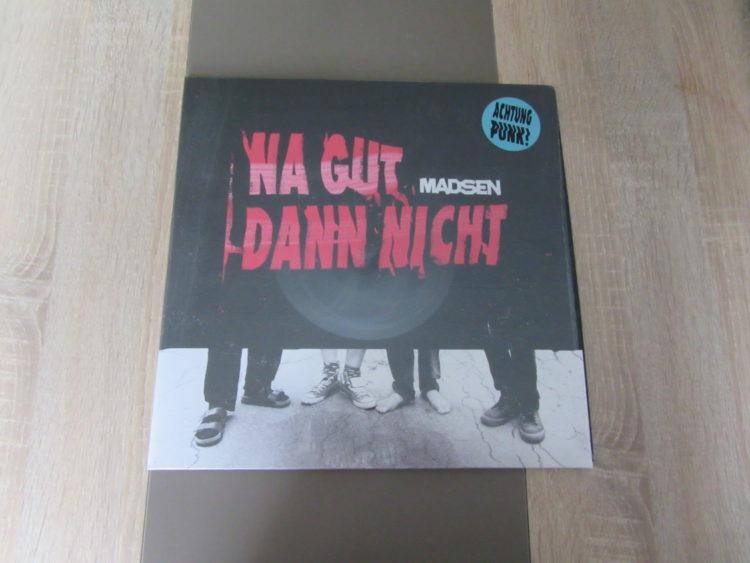 Madsen - Na gut dann nicht Vinyl-LP 1