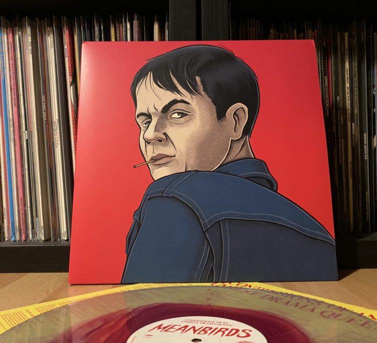 Meanbirds - Confession of an Unrest Drama Queen col. Vinyl LP 1