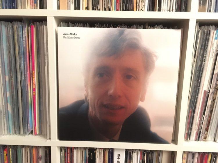 Jonas Alaska - Roof Came Down Vinyl-LP 1