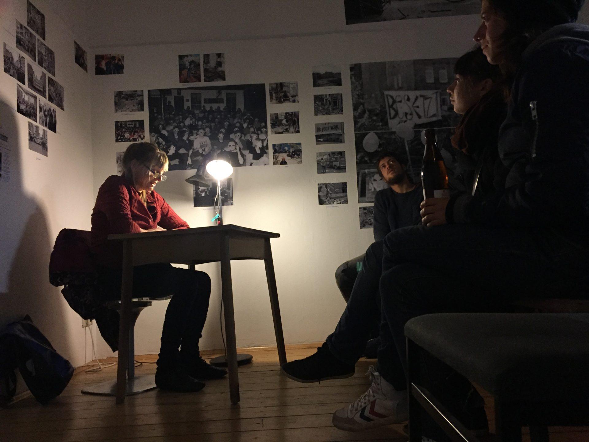 Frauen im Musikbusiness - Punk-Autorin Ute Wieners 2