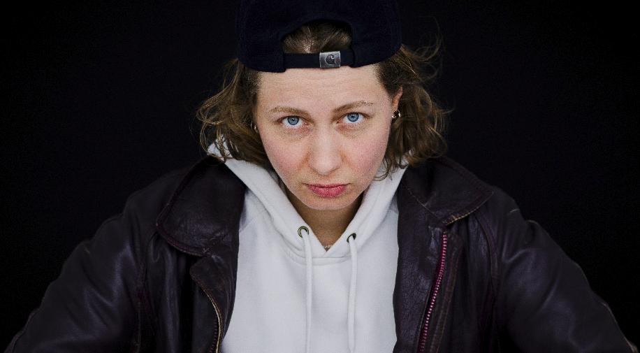 Frauen im Musikbusiness - Rapperin Lena Stoehrfaktor 3