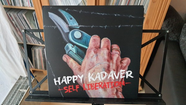 "Happy Kadaver - Self Liberation 12"" Vinyl-EP 1"