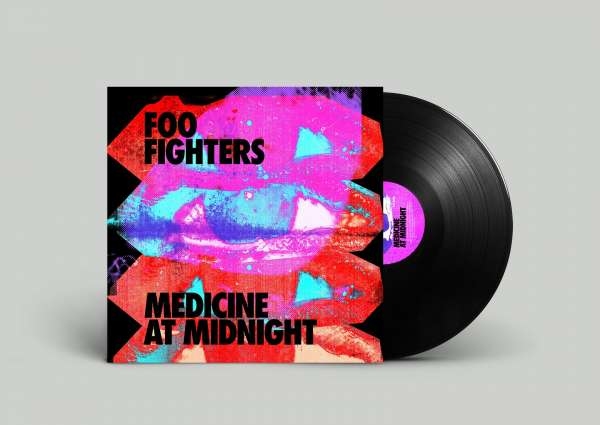 Empfehlung: Foo Fighters - Medicine At Midnight 1