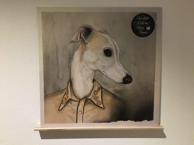 Kristofer Aström - Hard Times Vinyl-LP 1