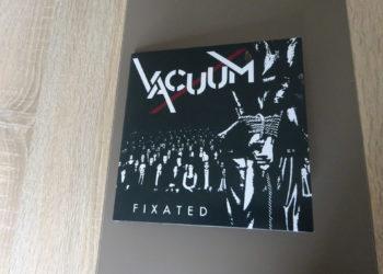 Vacuum - Fixated/Wrapped in Plastic Vinyl-Single 3