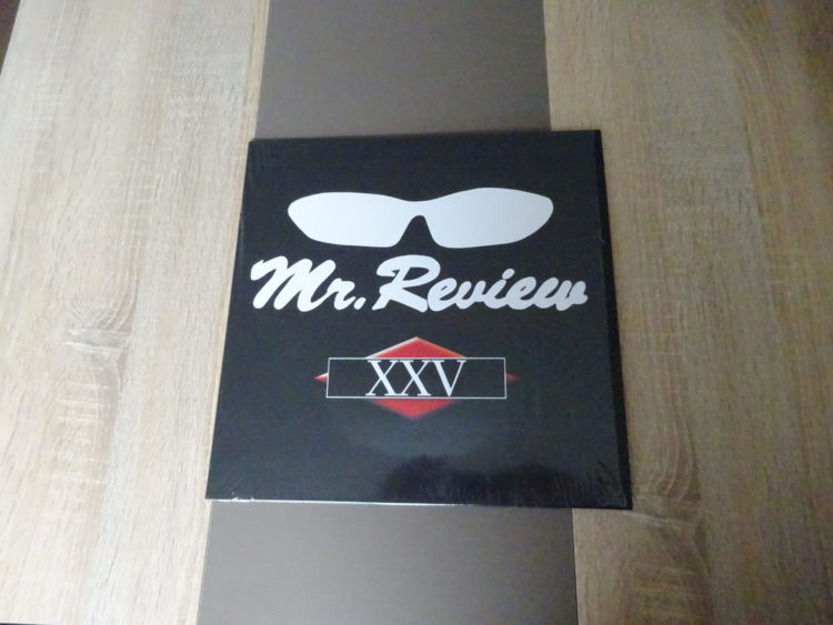 Mr. Review - XXV Vinyl-LP 1
