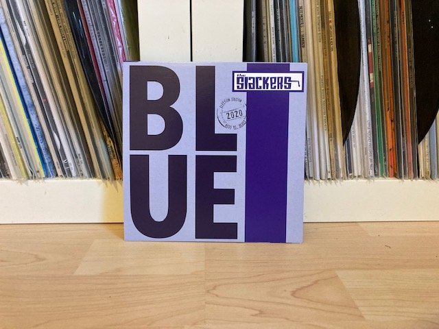 The Slackers - Blue 7inch Vinyl 1