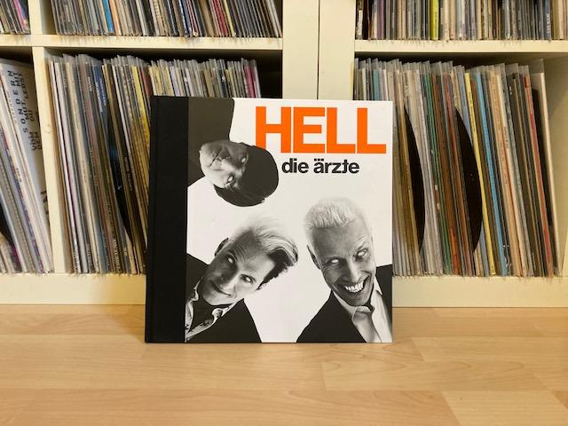 "Die Ärzte Special: Pro vs. Kontra ""Hell"" Vinyl-LP Review 1"