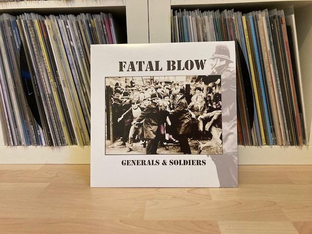 Fatal Blow - Generals & Soldiers Vinyl-LP