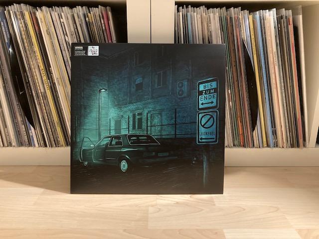 Leitkegel - Bis zum Ende 12inch Vinyl-EP 1