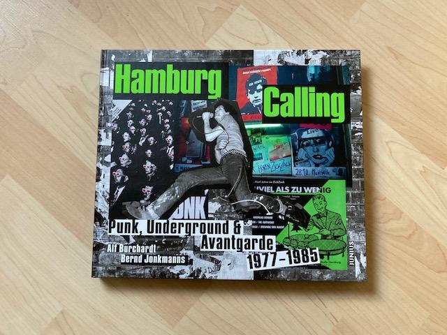 Hamburg Calling - Punk, Underground & Avantgarde 1977 - 1985 1
