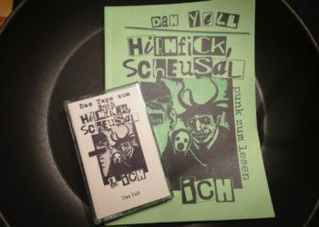 Dan Yell - Hirnfick, Scheusal und ich Heft und Tape 15