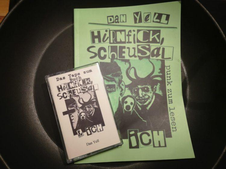 Dan Yell - Hirnfick, Scheusal und ich Heft und Tape 1