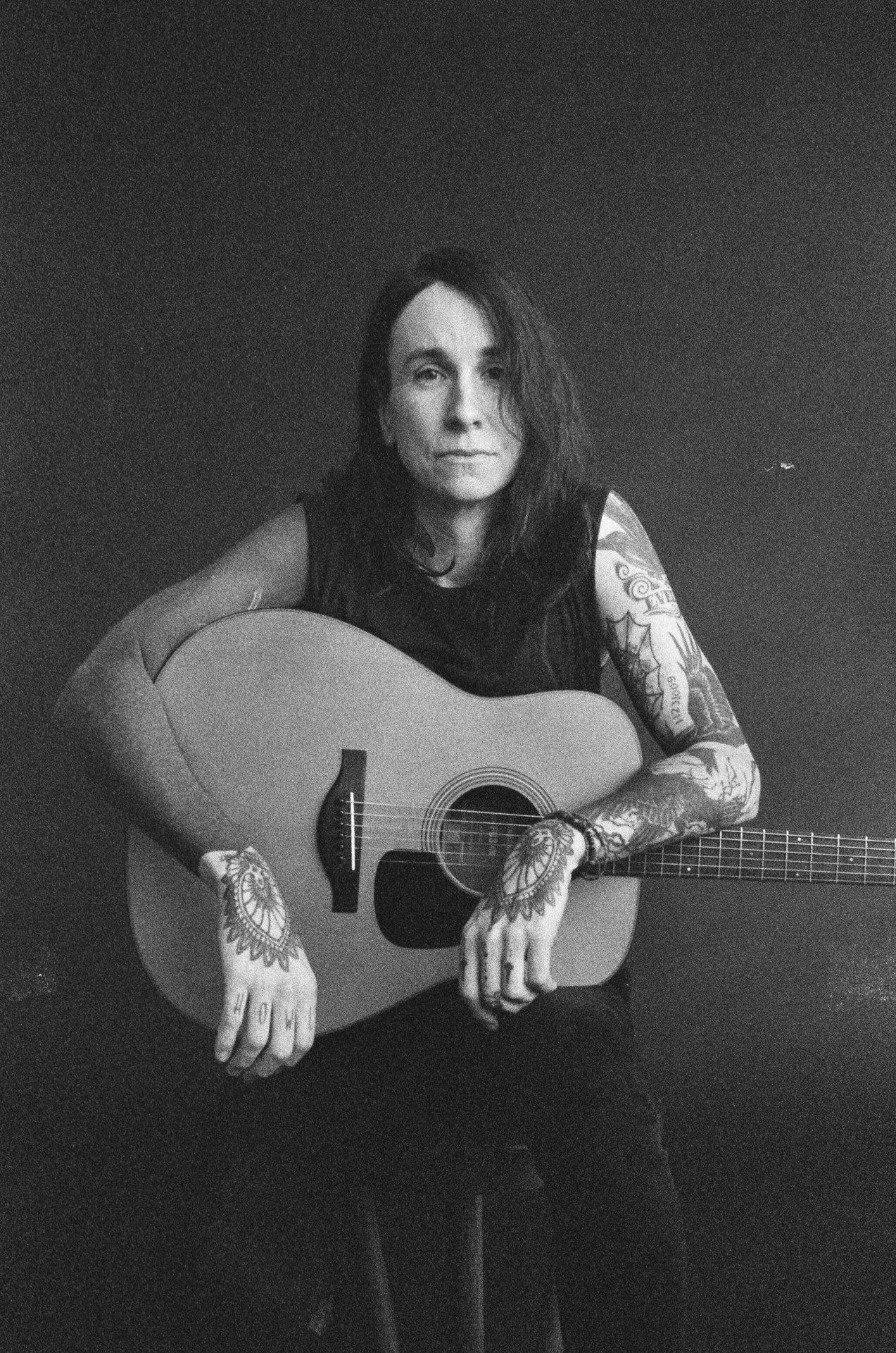 Frauen im Musikbusiness - Laura von AGAINST ME! 2