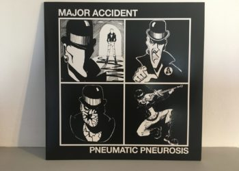 Major Accident - Pneumatic Pneurosis 12inch-Vinyl-Compilation 9