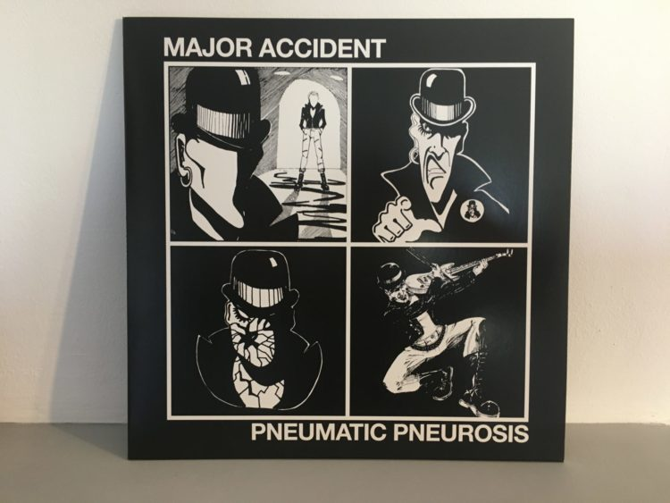 Major Accident - Pneumatic Pneurosis 12inch-Vinyl-Compilation 1