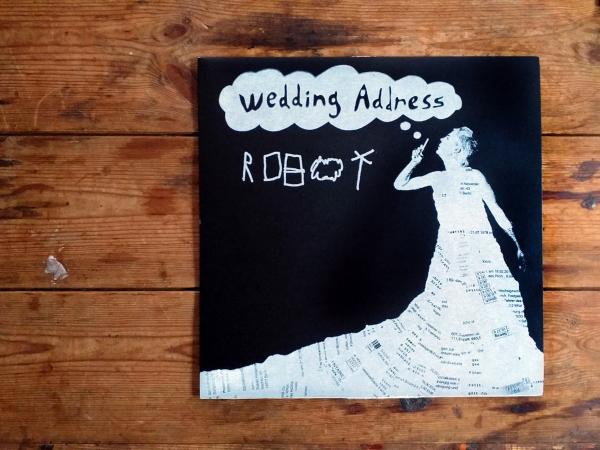 Robot - Wedding Address col. Vinyl-LP 1