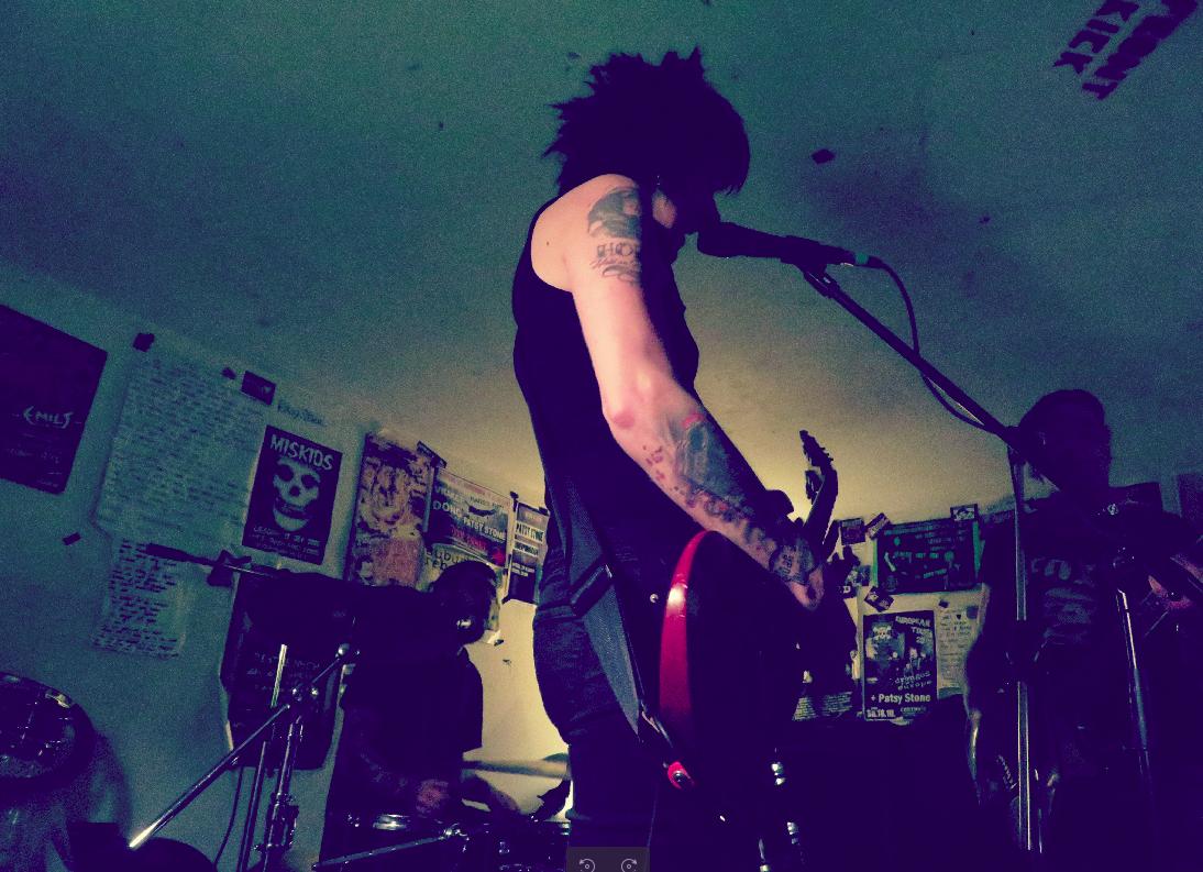 Frauen im Musikbusiness - Patsy von PATSY STONE und CUT MY SKIN 4