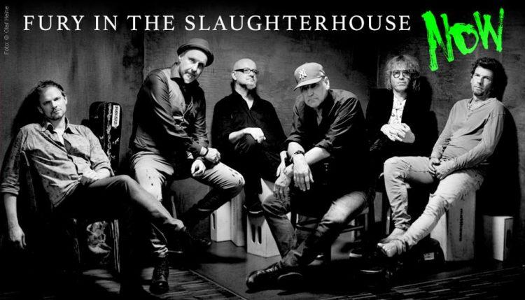 """Empfehlung: Fury in the Slaughterhouse sind mit Comeback Album """"Now"""" zurück 1"""
