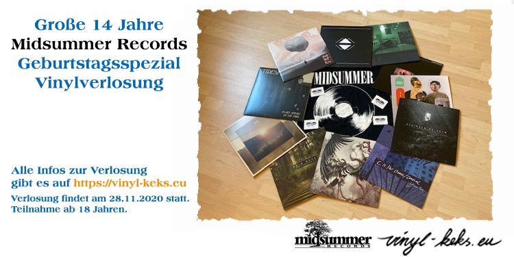Midsummer Records Verlosung