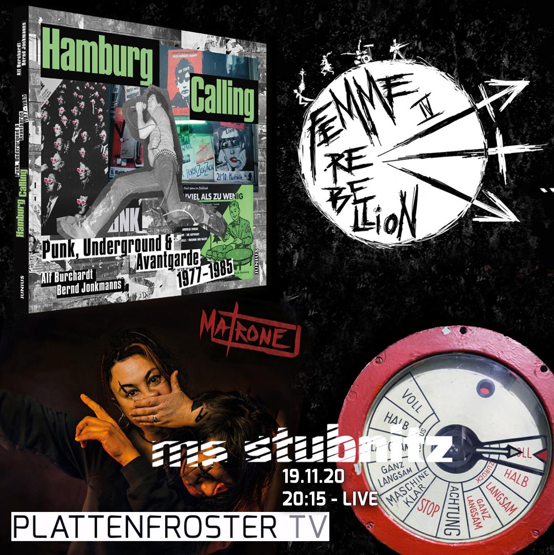 In eigener Sache: Zusammenarbeit mit der MS Stubnitz Hamburg 2