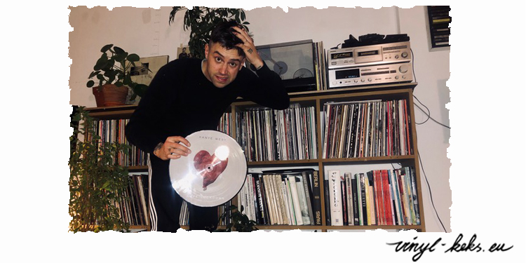 Vinylsünde - mit Benni von Vizediktator 1