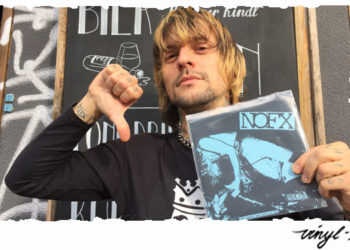Vinylsünde - mit Bev von der Punk Band Berlin Blackouts 7