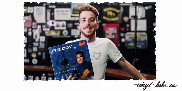 Vinylsünde - mit Jens von Forkupines 1