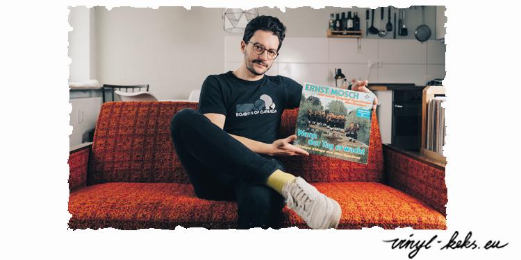 Vinylsünde - mit Mike u.a. von Flares, Malstatt, Visualized und Polynia 1