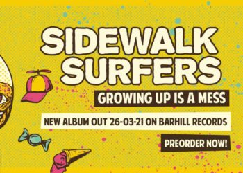Foto: https://www.facebook.com/SidewalkSurfersMusic