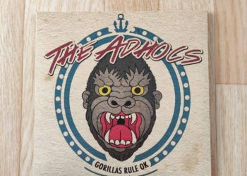 The Adhocs - Gorillas Rule OK