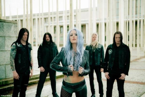 Foto: Arch Enemy, Century Media