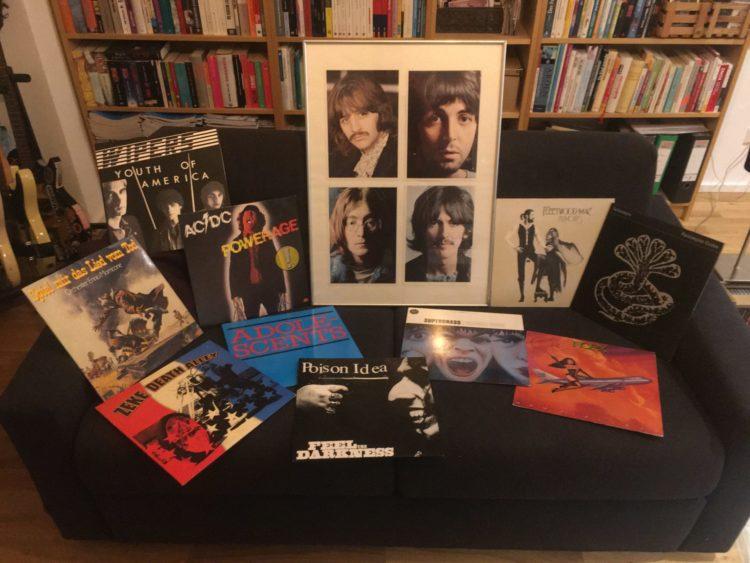 Schallplatten für die (persönliche) Ewigkeit – Phase Eins 1