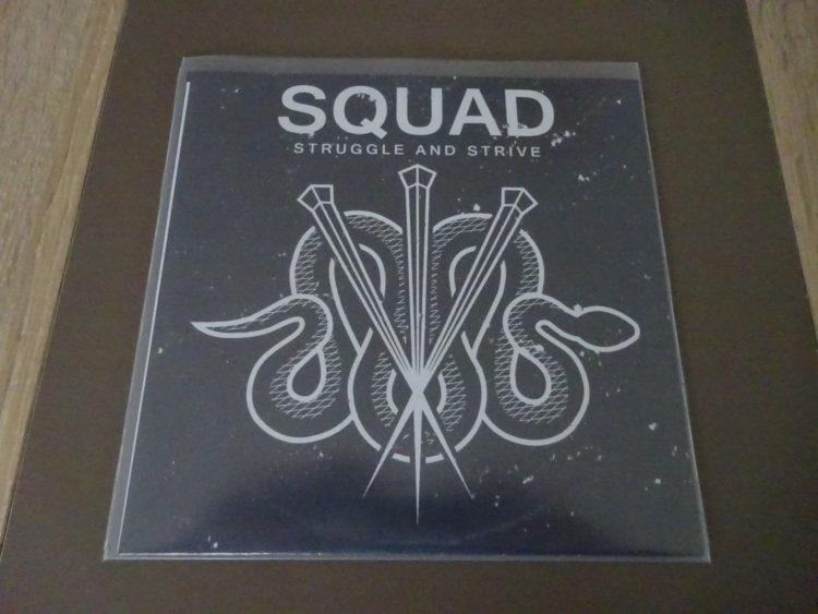 Squad - Struggle and Strive 1